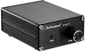 Nobsound 100W Full Frequency Mono Channel Digital Power Amplifier Audio Mini Amp (Black)