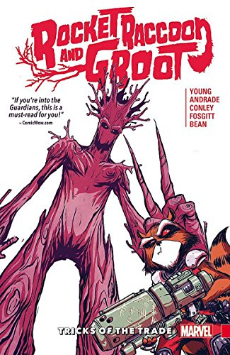 Rocket Raccoon & Groot Vol. 1: Tricks of the Trade (Rocket Raccoon and Groot)