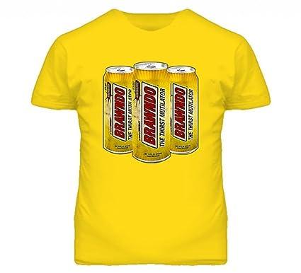 Amazon.com: AlStyle Men's Brawndo Idiocracy Funny Movie T-Shirt XX ...