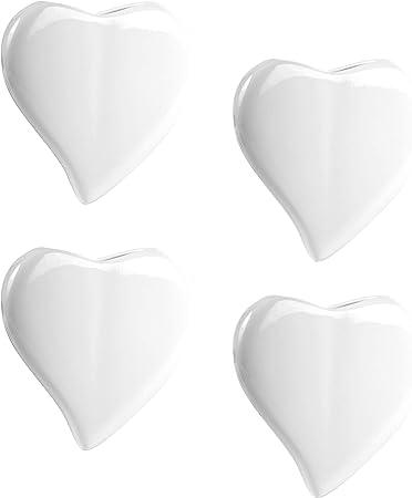 Lot De 4 Humidificateurs En Céramique Blanche Pour Radiateur