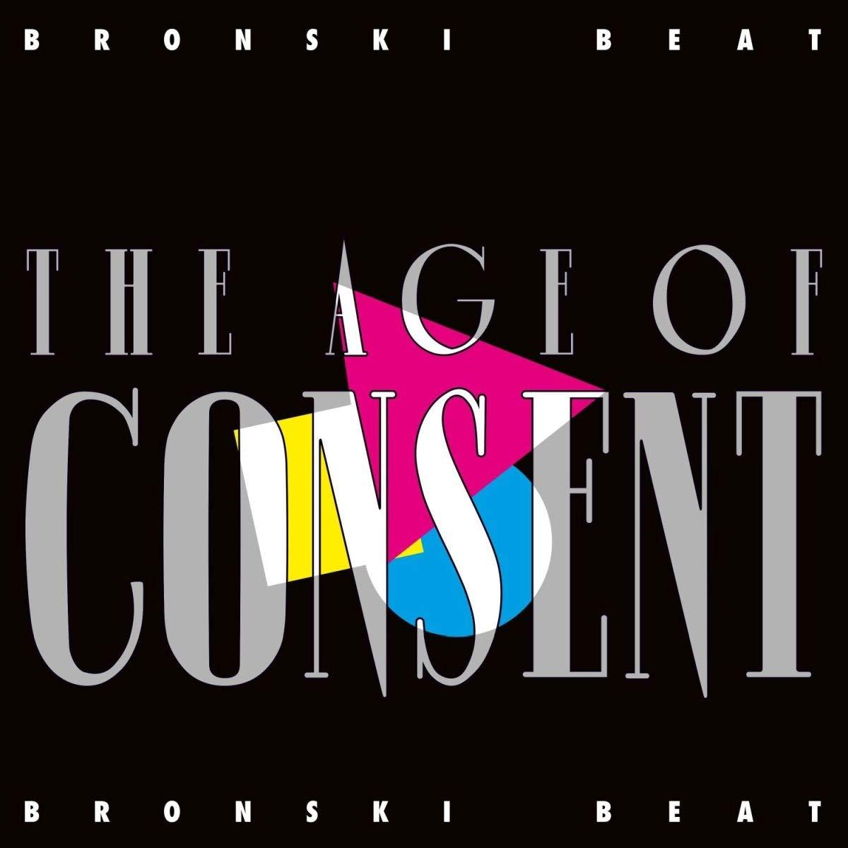 """Résultat de recherche d'images pour """"Bronski Beat – The Age of Consent"""""""