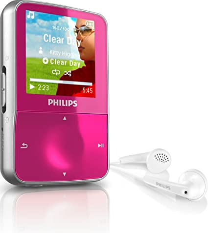 Philips SA1VBE04P/97 MP3 Player Driver (2019)