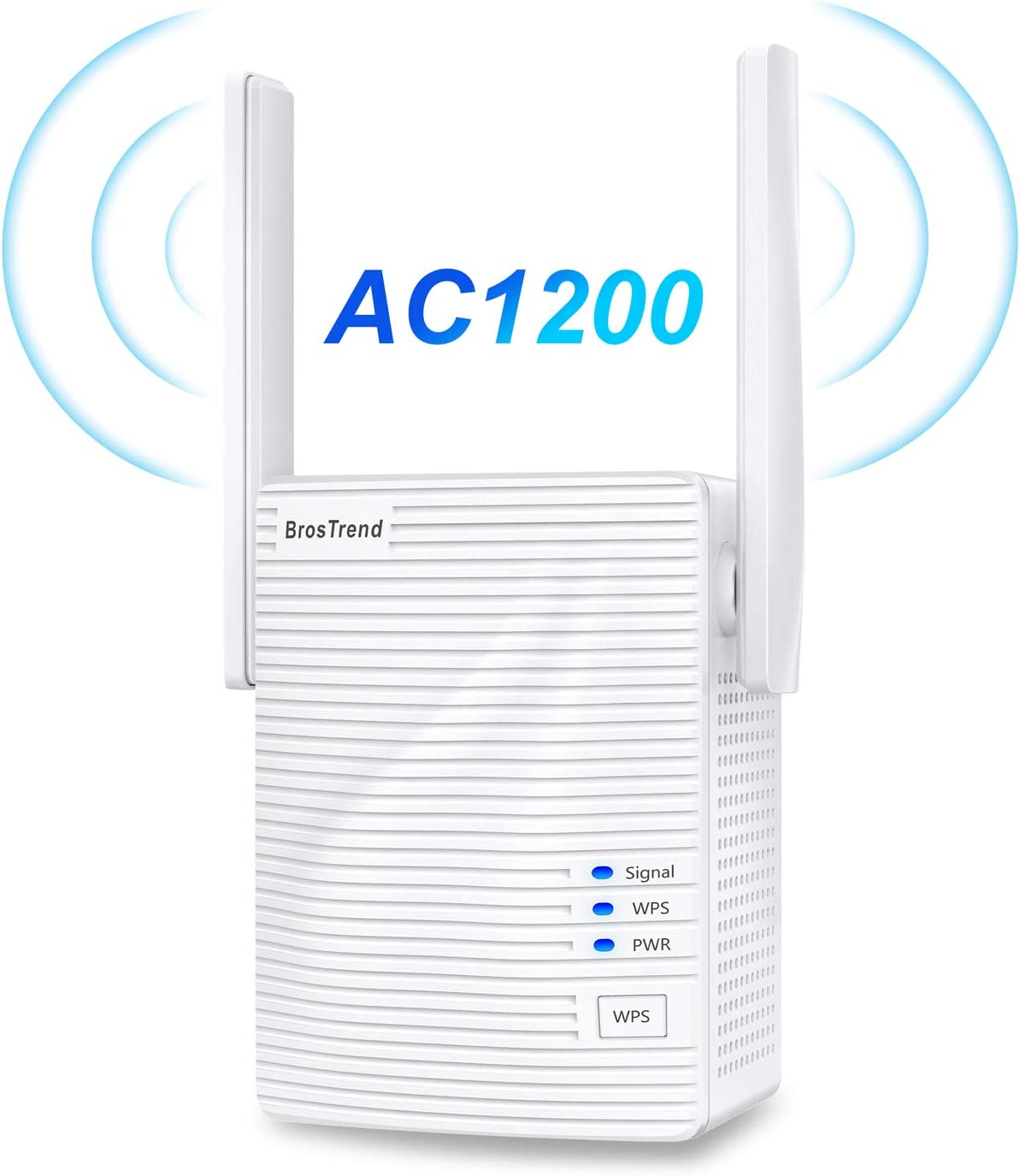 Amazon coupon code for 1200Mbps WiFi Range Extender Signal Booster Repeater