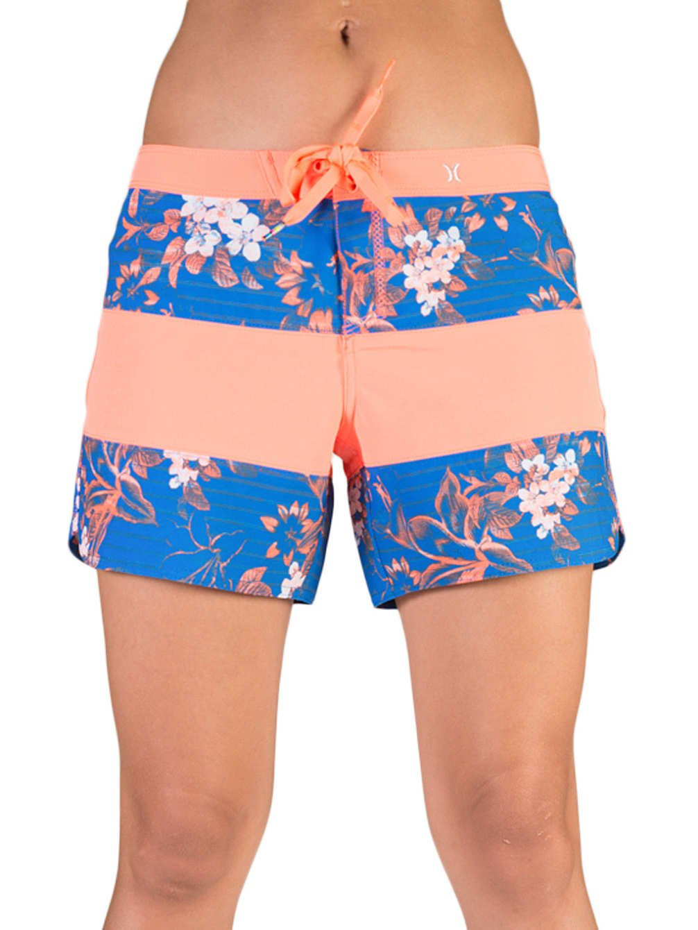 Hurley Damen Shorts Phantom Orinted 5 Zoll Beachrider