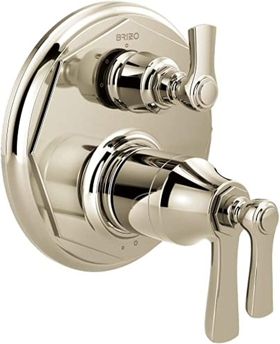 TempAssure Diverter Shower Faucet Trim