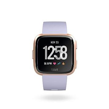 Fitbit Versa Reloj Inteligente Oro Rosa LCD 3,4 cm (1.34