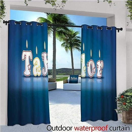 Taurus Outdoor- Cortina de privacidad de pie para exteriores con ...
