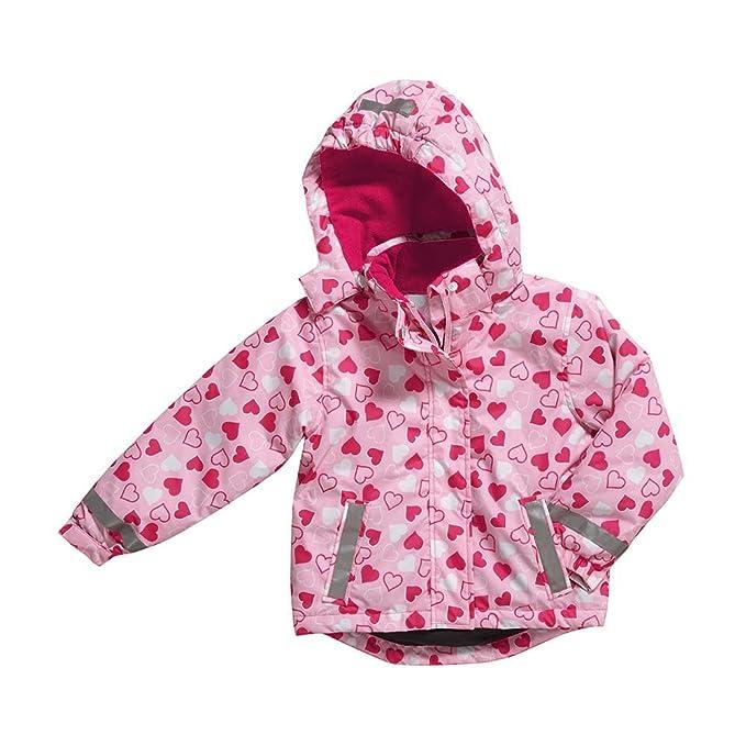 gallux Niños chaqueta de nieve para niña Invierno Chaqueta Chaqueta de esquí snowboard Rosa 116 : Amazon.es: Ropa y accesorios