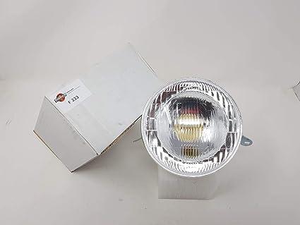 Faro delantero grupo óptico Vespa 125/150/200 PX/E/Arcobaleno ETS BOSATTA F233