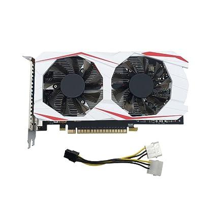 GTX750TI 2GB GDDR5 192bit VGA DVI HDMI Graphics Card For NVIDIA GeForce