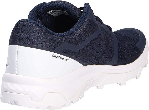 Salomon Outbound, Zapatillas de Senderismo para Hombre: Amazon.es: Zapatos y complementos