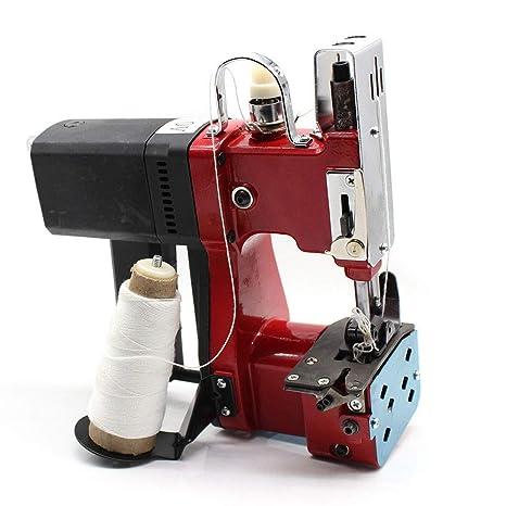 Amazon.com: Máquina de coser eléctrica portátil, cierre de ...
