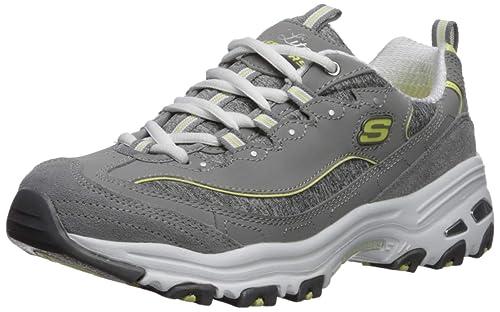 87869cf2473 Skechers 11422 BKW - Zapatillas de Deporte para Mujer: Amazon.es: Zapatos y  complementos