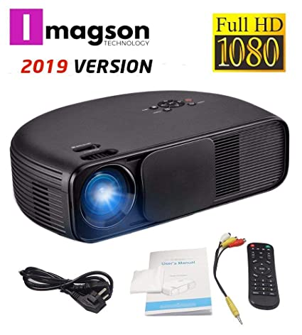 Imagson CL-760 - Proyector (Full HD, 1080P, Modelo 2018, LED, LCD ...