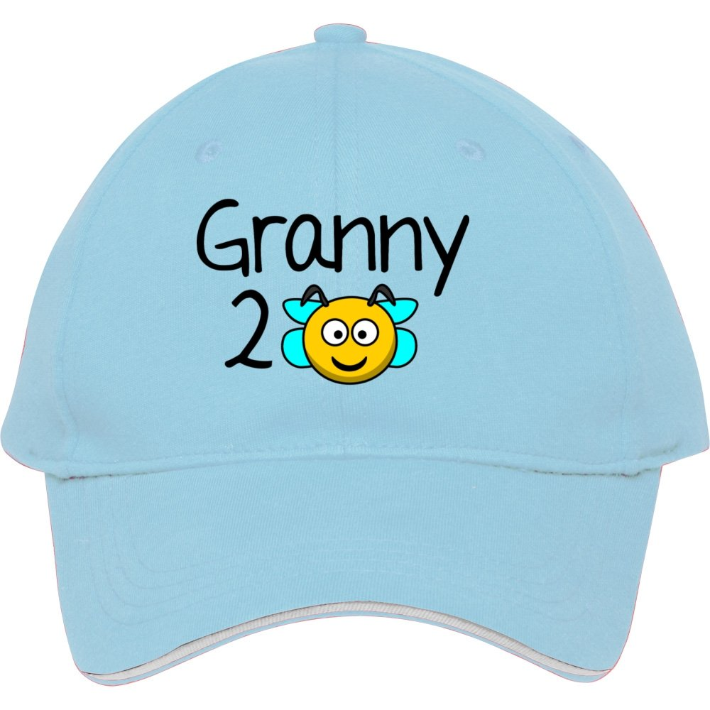 Hot More Style Granny 2 Bee Baseball Caps Sport Caps With Male/female Cotton Kelvigibbs