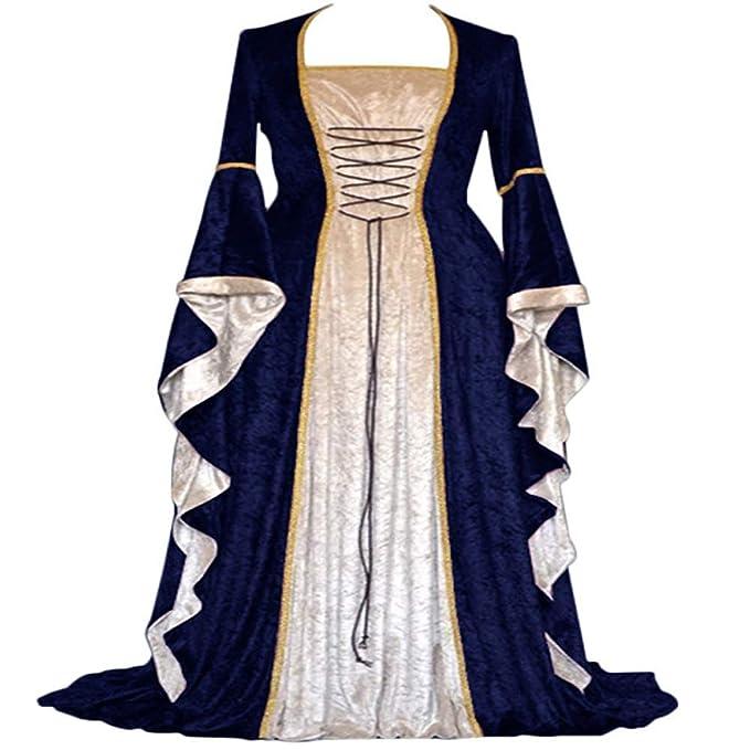 Amazon.com: TGP - Disfraz de renacimiento para mujer ...