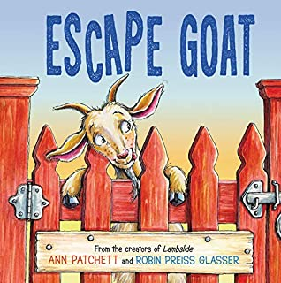 Book Cover: Escape Goat