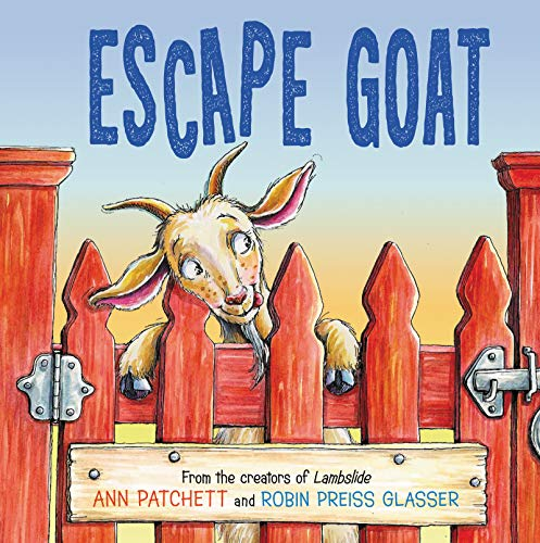 Book Cover: Escape Goat