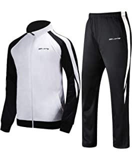 823e9552ff9e adidas Sereno 14 Mens Sweat Suit at Amazon Men s Clothing store