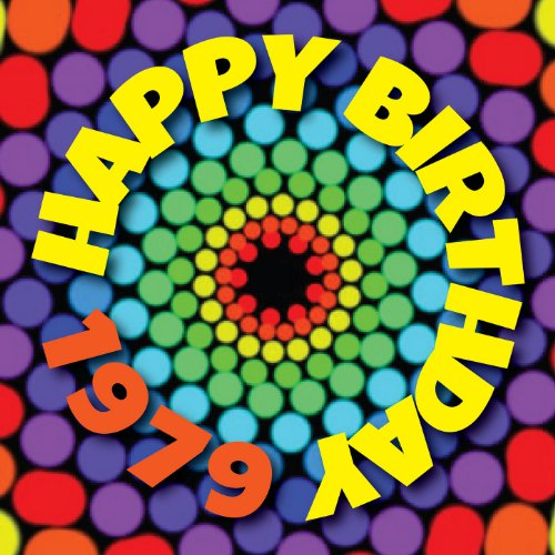 Happy Birthday 1979