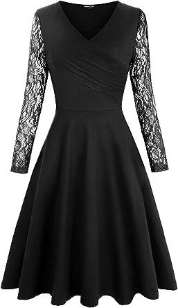 405 GORGEOUS FASHION EVENING COCKTAIL PROM EMBELLISHED BLACK DRESS SIZE S M L