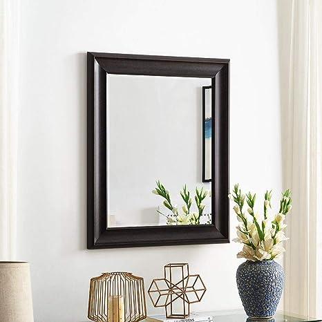 Amazon.com: Naomi Home - Espejo con marco: Home & Kitchen