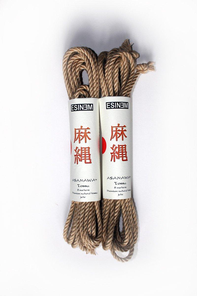 Esinem Asanawa Tossa 6mm jute rope