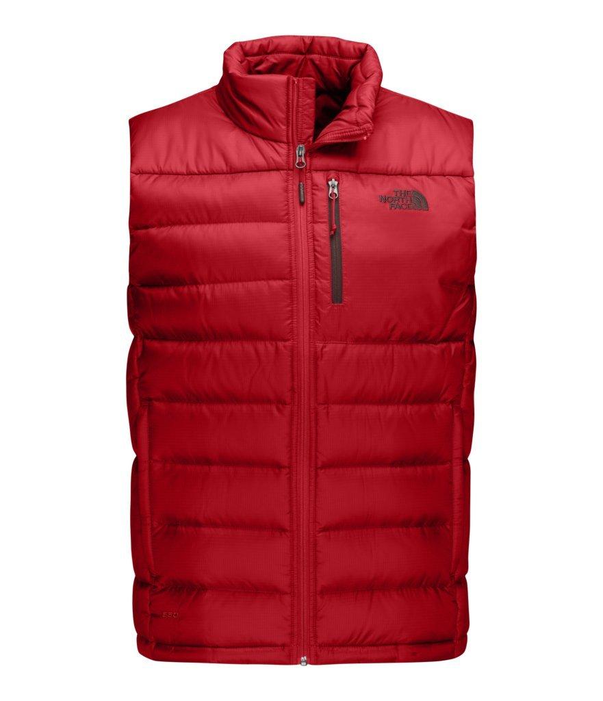 The North Face Men's Aconcagua Vest - Cardinal Red - M (Past Season)