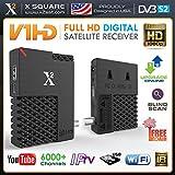 X2 V1 Mini HD DVB-S2 (FTA) with IPTV Hybrid