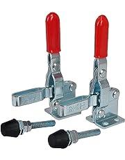 10 Stück Spannverschluss Edelstahl Haspe Kistenverschluss für Case Box Schublade
