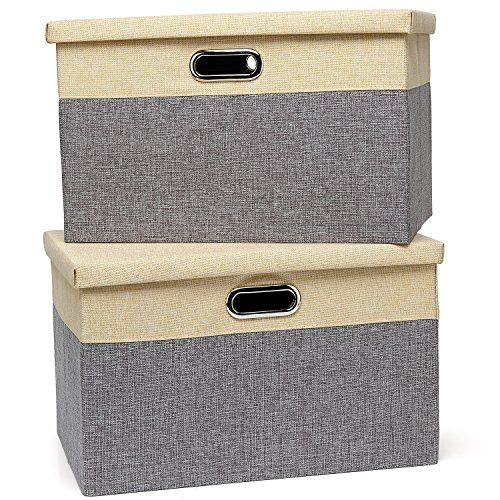 Kenox Storage Bins, 17.5