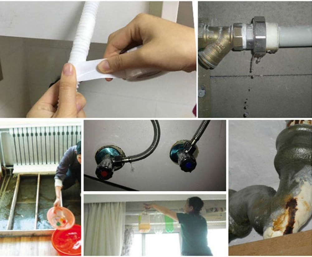 XKSIKjianHousehold Hand Tool 1.5m//3m PVC Waterproof Self Adhesive Insulation Flame Retardant Electrical Tape Home Repair Tools Blue B