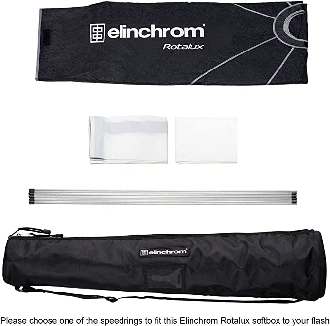 Elinchrom Rotalux 90 x 35 Strip Softbox