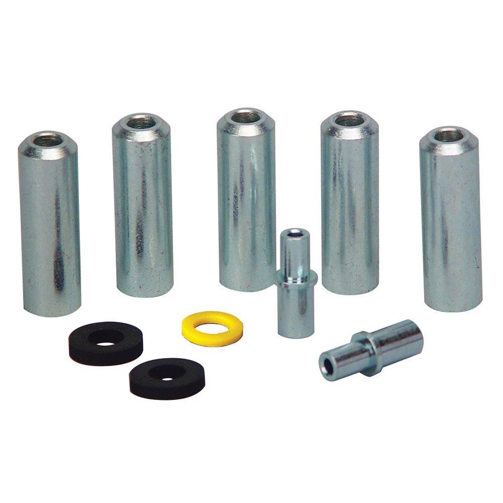 Skat Blast Medium Steel Nozzle Combo Pack for Skat Blast Power Siphon Sandblasting Guns, Made in USA, 6300-20