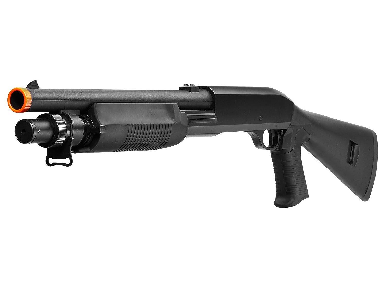 Amazon Com Multi Shot Combat Tactical Shotgun Airsoft Gun Sports Outdoors