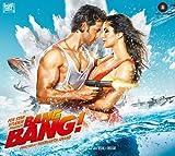 Bang Bang - 2014 Original Bollywood Audio CD