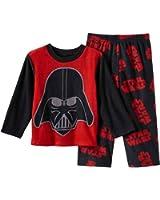 Star Wars Toddler & Little Boys Darth Vader 2-Piece Fleece Pajama Set