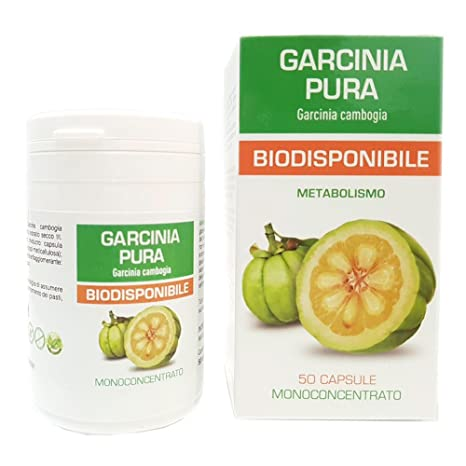 estratto di garcinia cambogia in capsule vegetali