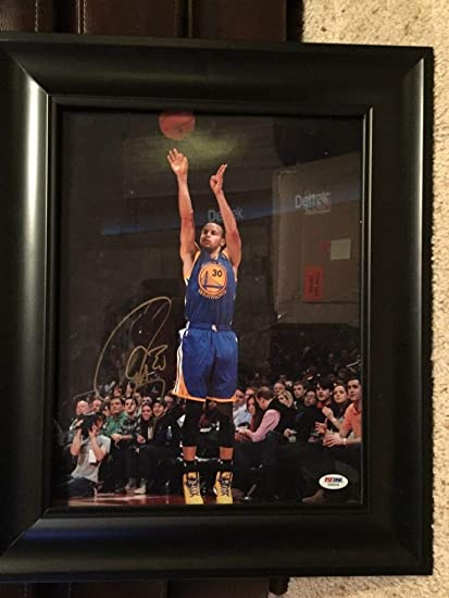 f411f0c8515 Image Unavailable. Image not available for. Color  Stephen Curry  Autographed Signed Autograph 11x14 Photo Warriors Memorabilia ...