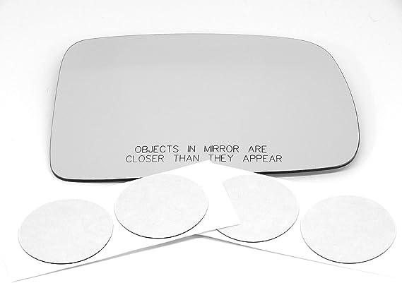 Fits 97-06 Honda CR-V Right Passenger Convex Mirror Glass Lens  see details