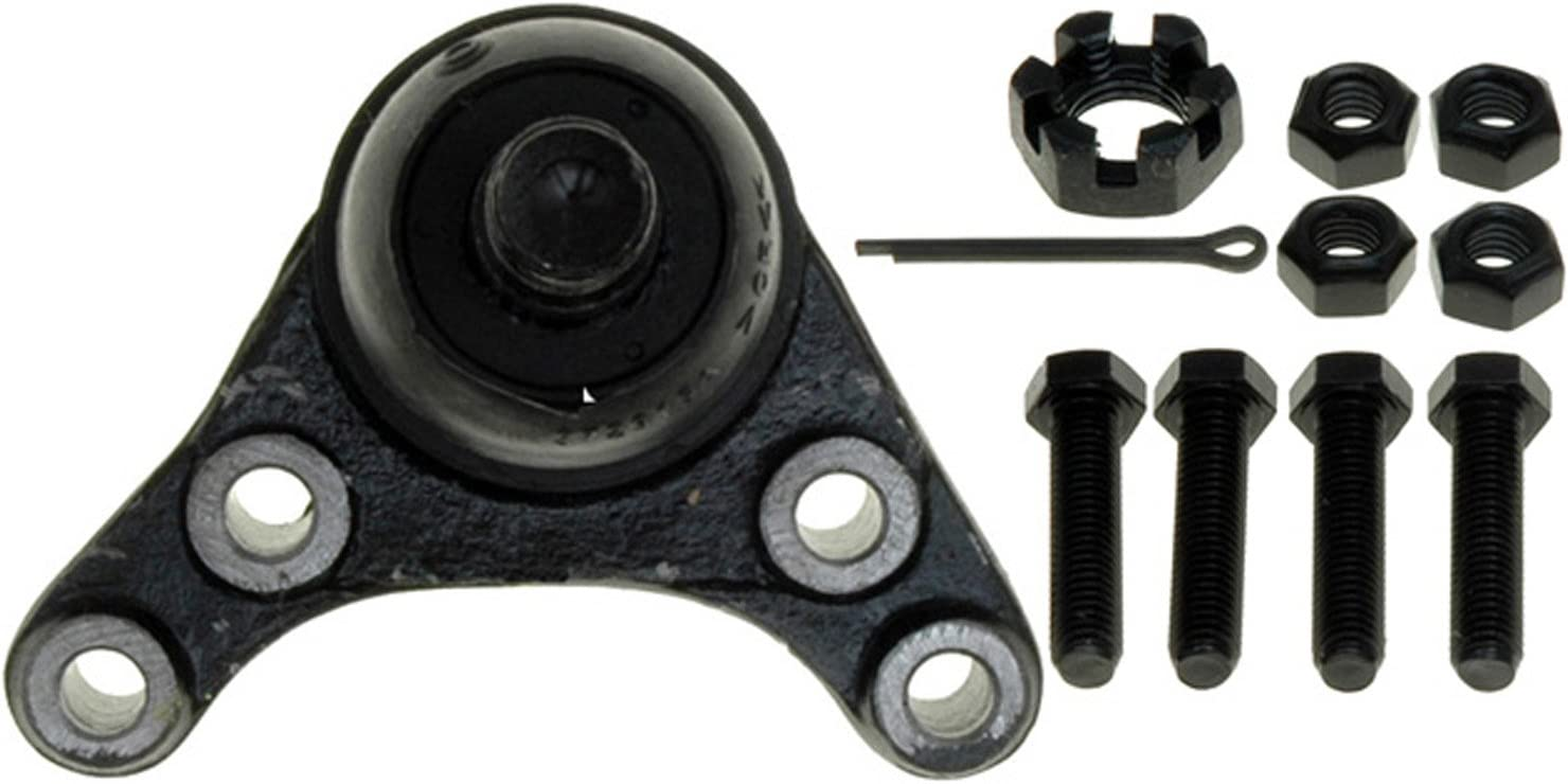 ACDelco 46D0099A Advantage Front Driver Side Upper Suspension Ball Joint Assembly