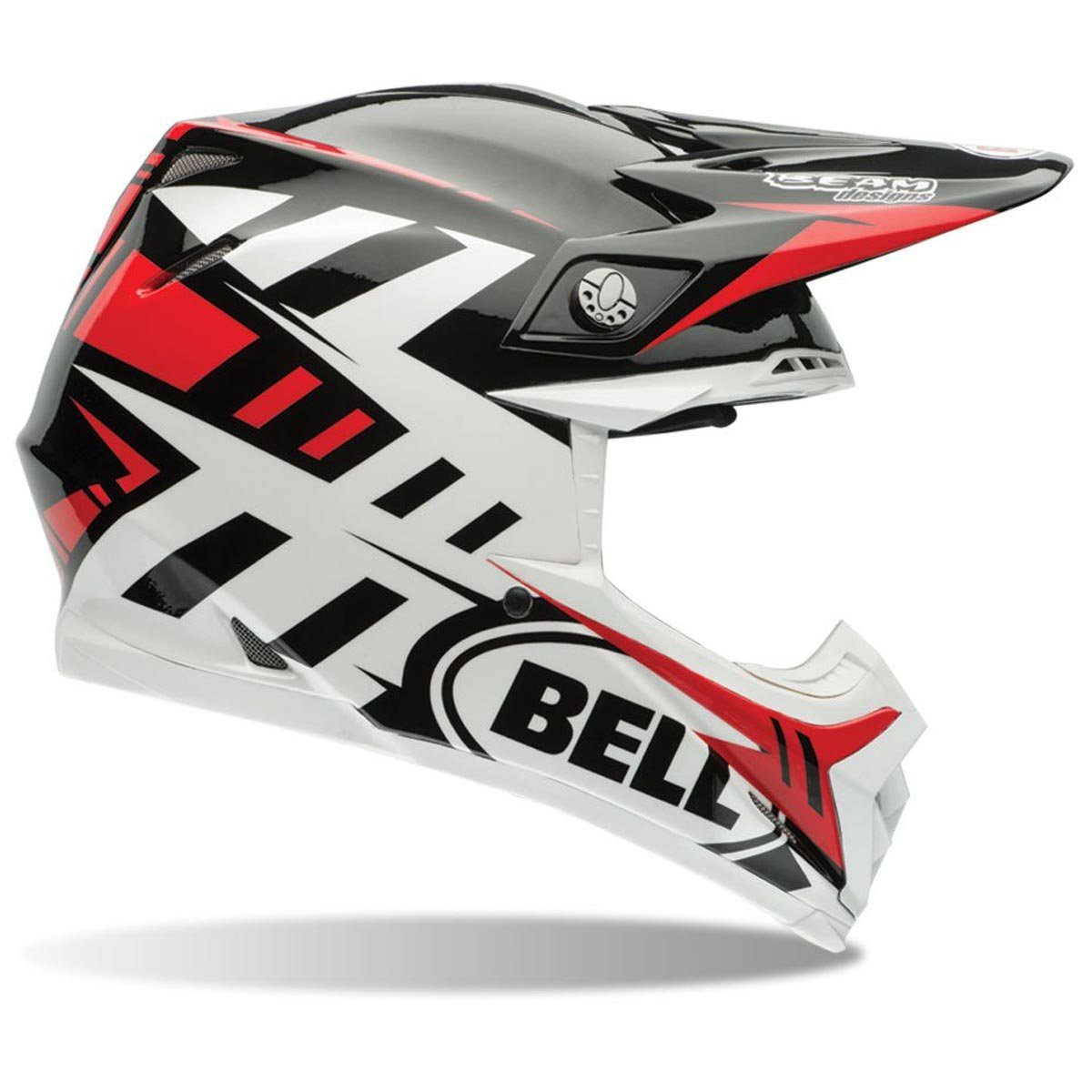 Amazon.com: Bell Moto-9 Full-Face Motorcycle Helmet (Fasthouse Black/Flo Yellow, Small)(Non-Current Graphic): Automotive