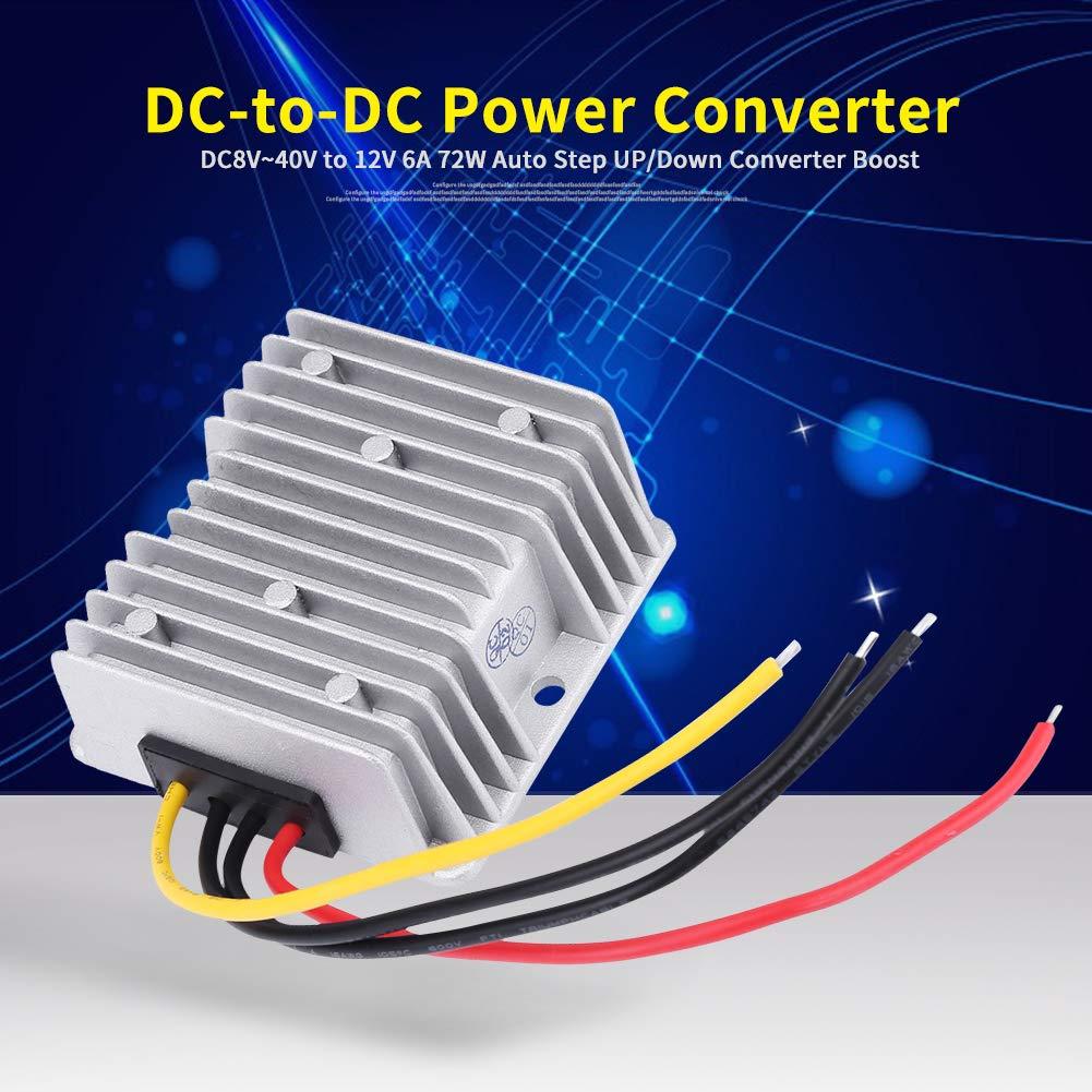 Hilitand Convertitore Step-up DC-DC da 5 V a 12V 10 A 120 W Boost Modulo di Alimentazione Circuito Regolabile di Tensione in Uscita
