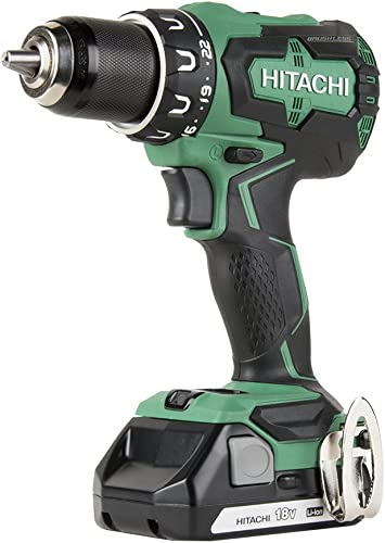 Hitachi DS18DBFL2 Power Drills product image 2