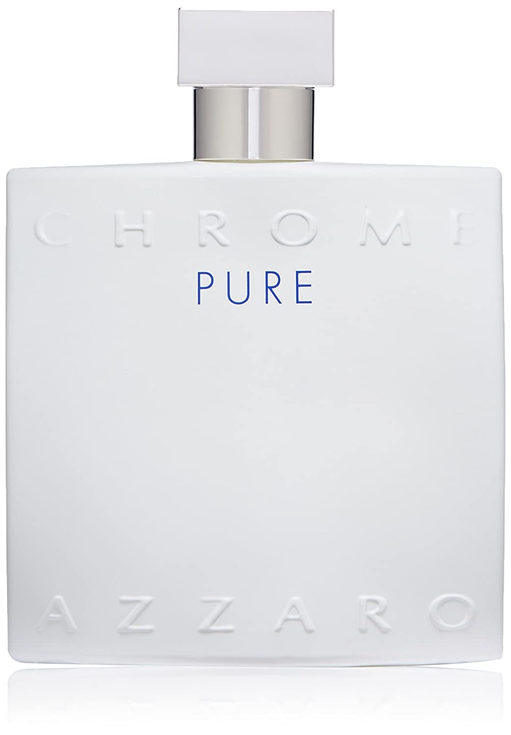 Chrome Pure By Azzaro Eau De Toilette Spray 100ml Amazoncouk Beauty