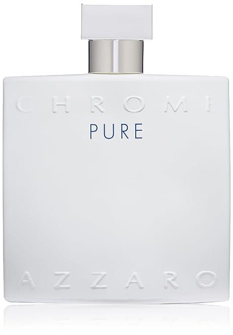 Chrome Pure by Azzaro Eau de Toilette Spray 100ml Eau de Toilette at amazon