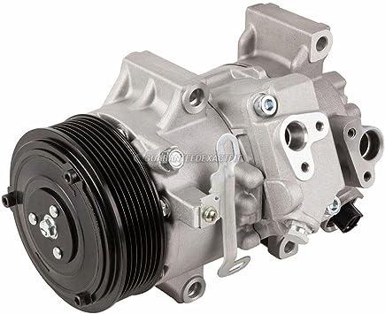 Automotive Compressors BuyAutoParts 60-02295NA NEW AC Compressor ...