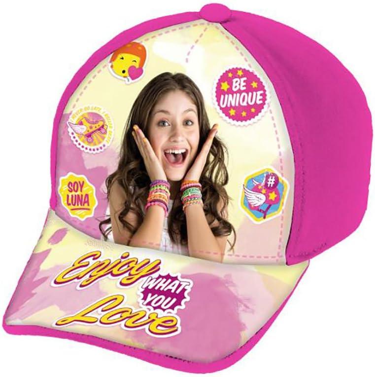 Soy Luna Gorra Disney: Amazon.es: Juguetes y juegos