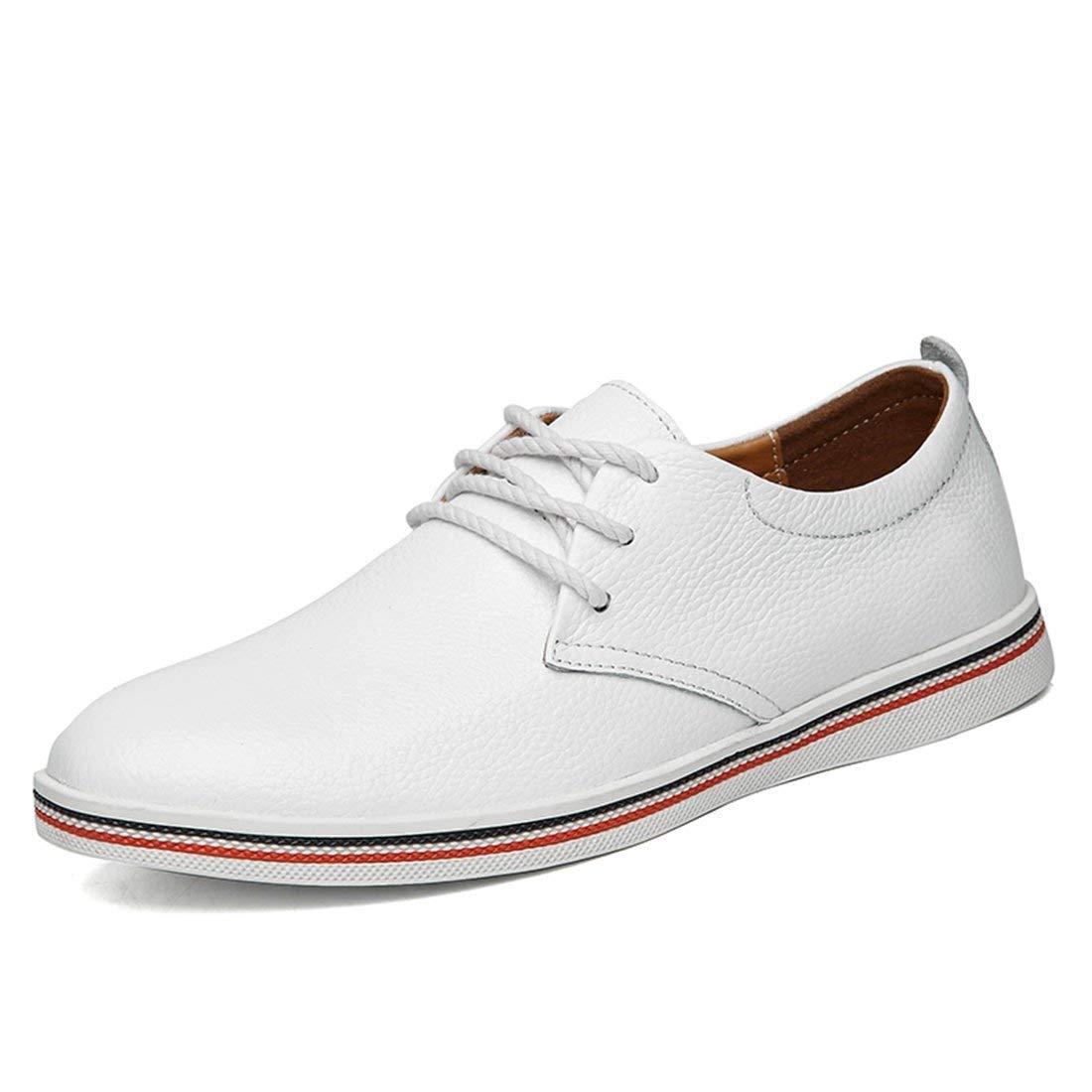 Jungen Herren Oxfords Style Weiß Fashion -, Work Turnschuhe UK 10 (Farbe   -, Fashion Größe   -) 2867ee
