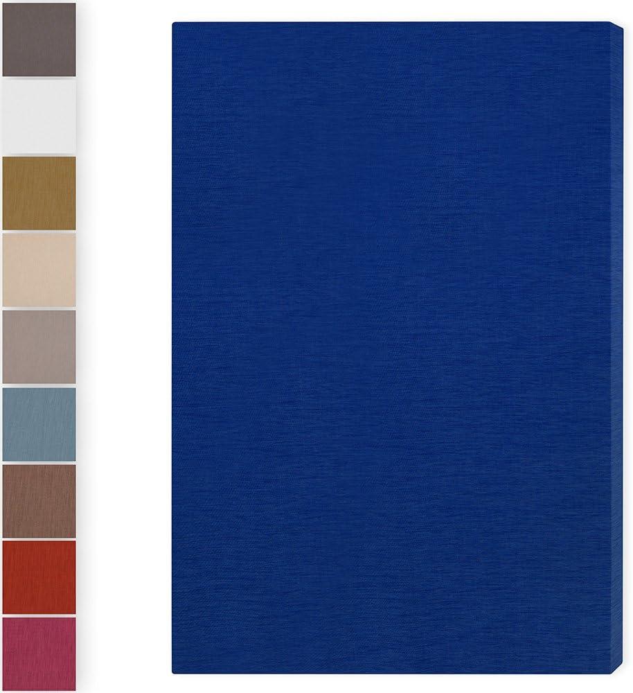 Panneau acoustiqueBrushed Pro L 116 HOUSSE DOUBLE Bleu LAVABLE 6.5cm 78